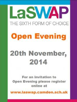 LaSwap Open Evening