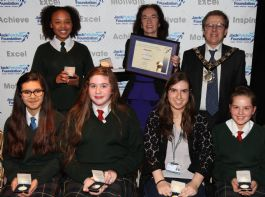 Jack Petchey Camden Awards 2014